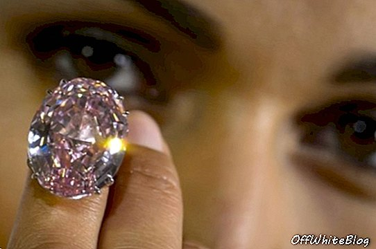 Pink Star diamant