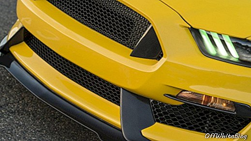 Mustang Ole Yeller Shelby GT350
