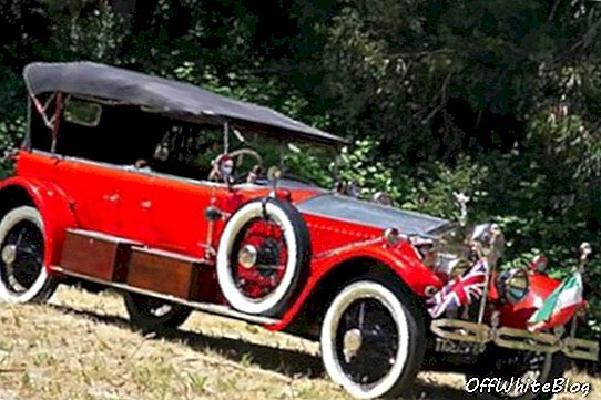 1925 Rolls-Royce New Phantom