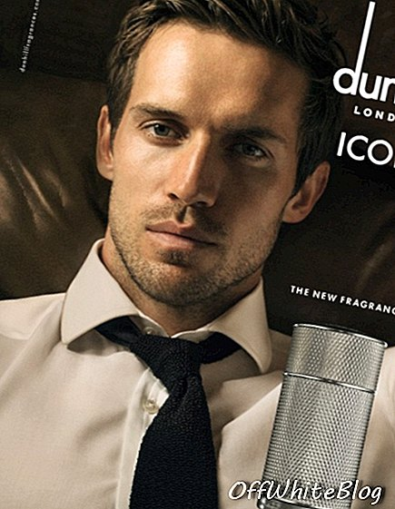 Andrew Cooper Dunhill Icoon