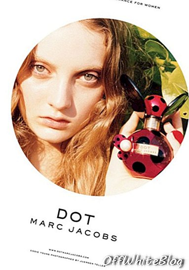 Marc Jacobs Dot Fragrance-campagne