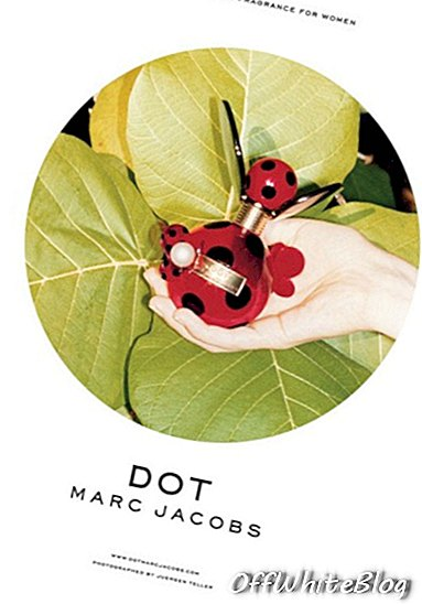 Marc Jacobs Dot Fragrance-advertentiecampagne