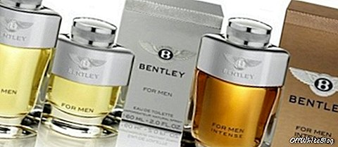 Bentley Fragrance voor mannen