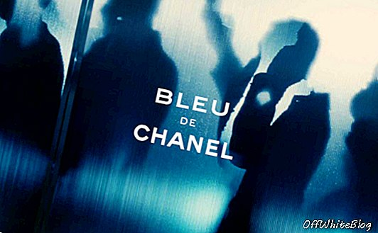 Chanel onthult The Bleu De Chanel Ad