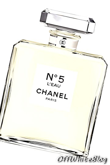 Chanel Nr. 5 L'Eau Limited Edition Holiday Special