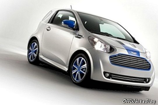 Aston Martin Cygnet City Car Colette