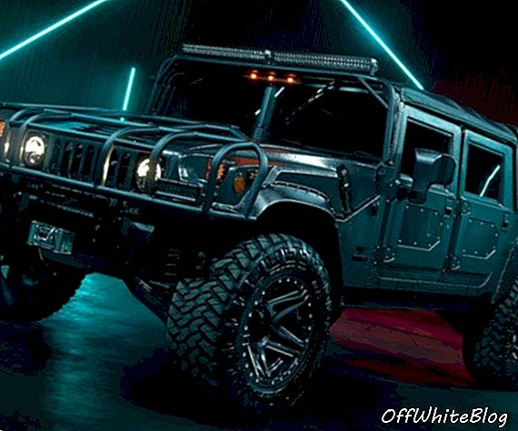 """Mil-Spec Hummer H1 """"Launch Edition"""""""