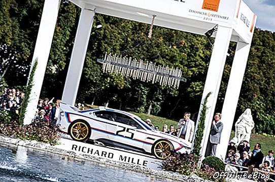 Richard Mille pöörab üles Chantilly Arts & Elegance'is