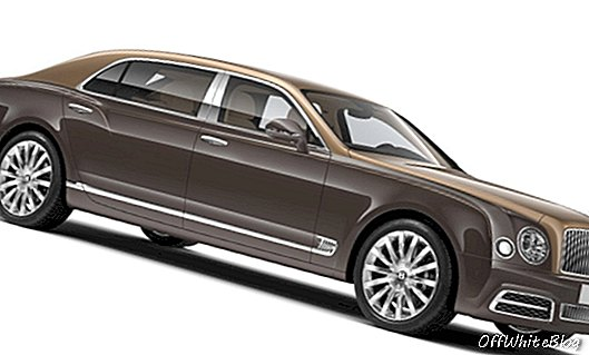 Good Wood: Bentley Mulsanne First Edition