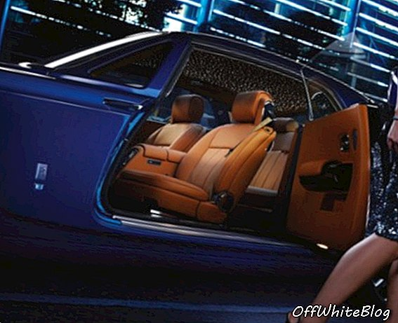 Roll Royce phantom Starlight Headliner