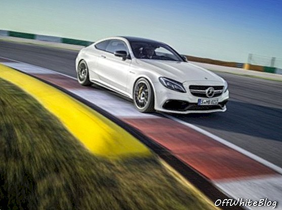 Mercedes AMG C 63 Coupe
