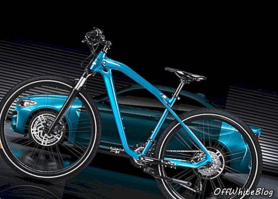 Cruise M: BMW Limited Edition Bicycle