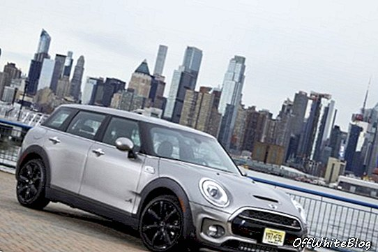 Mini Clubman All 4 2016