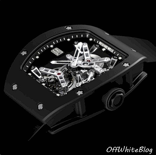 Richard Mille RM 027 Tourbillon