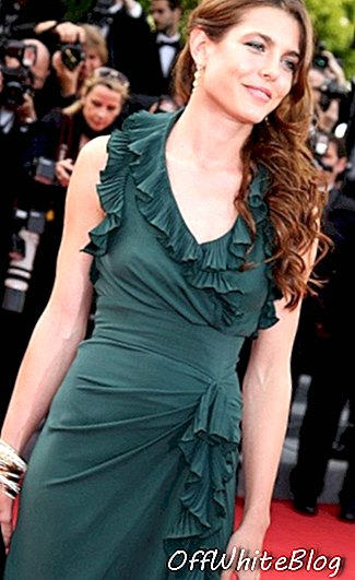 Cannes 2012 Charlotte Casiraghi