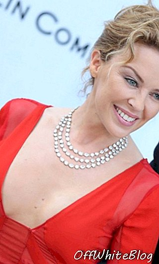 Cannes 2012 Kylie Minogue