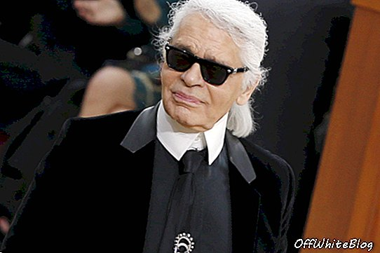 Karl Lagerfeld Visions of Fashion in Pitti Uomo