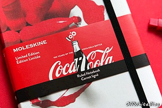 Moleskine Coca-Cola Notebook