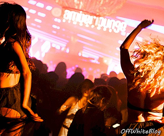Amber Lounge Turning Up the Heat At Singapore Grand Prix Party Weekend