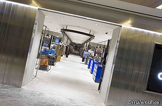 Dunhill opent pop-upwinkel in Paragon Singapore