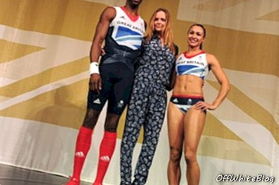 Phillips Idowu Jessica Ennis Stella McCartney