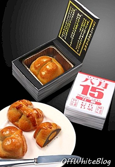 Nipsakas tagumik mooncakes GOD hong Kong