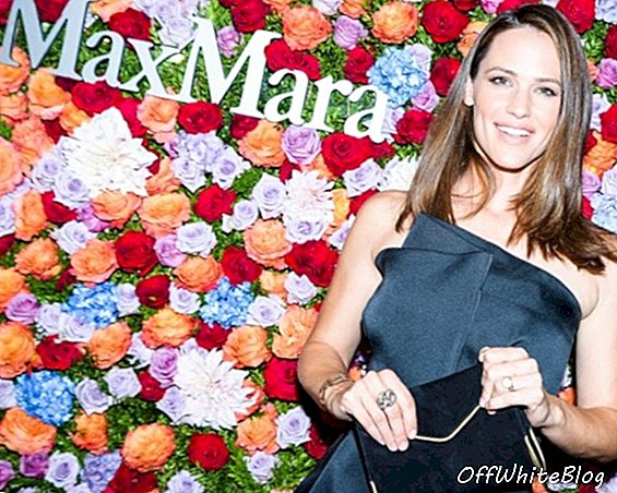 Jennifer Garner voor Max Mara: Video