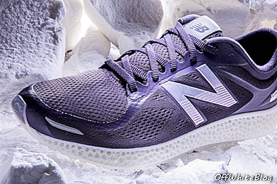 New Balance Zante Generate: 3D Printed & Limited