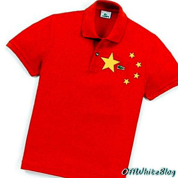 kemeja polo lacoste flag china