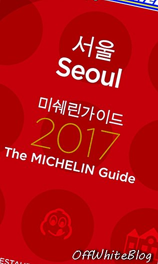 Michelin-guide til Touch Down i Sydkorea