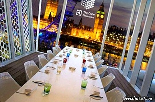 Pop-up restoran The Cube dolazi u London