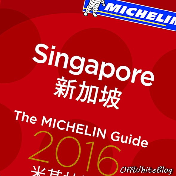Michelin Awards Bib Gourmand aan Singapore Eateries