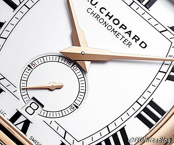 Fine Barrel Watch: Chopard L.U.C Heritage Grand Cru-prijs