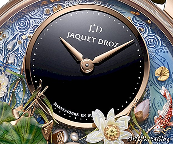 Дзен Градина - Jaquet Droz Magic Lotus Automaton