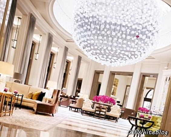 Lobby Lounge Corinthia Hotel London
