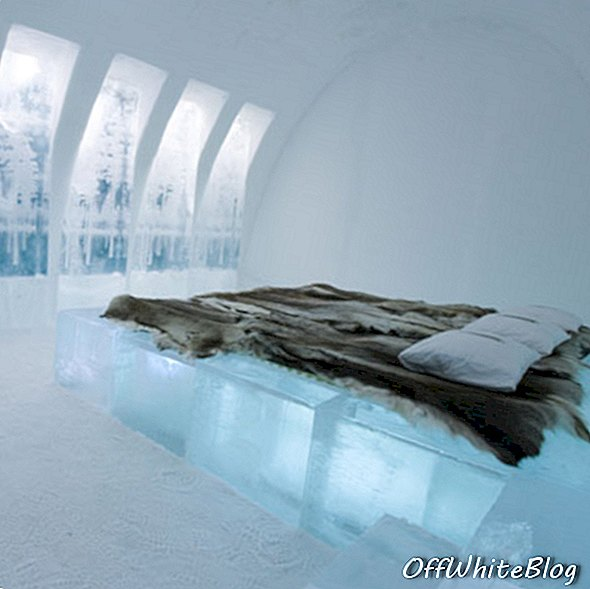 Artistic Art suites Ice Hotel