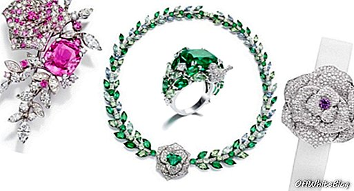 Piaget Debuts Rose Collection Passion