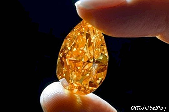 Orange Diamant