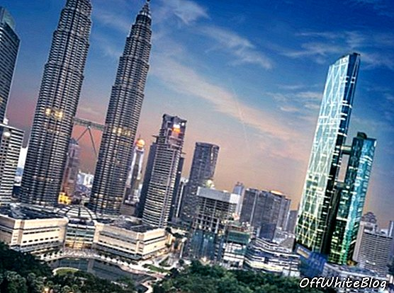 Oxley Towers Kuala Lumpur City Centre (KLCC)