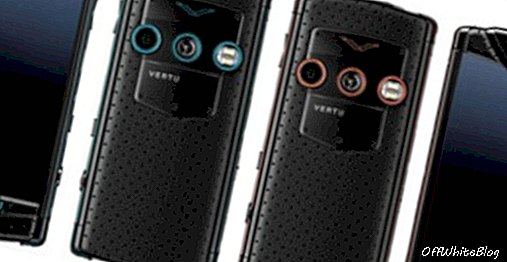 Vertu Constellation Black Neon