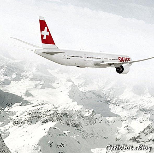 Swiss Air tar lyx till nya höjder
