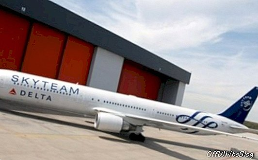 SkyTeam Alliance Delta Air Lines