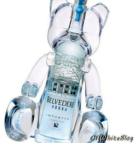 Belve Bear Belvedere Vodka