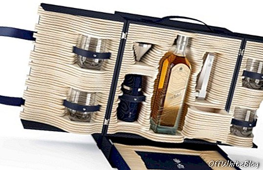 Johnnie Walker Blue Label van Alfred Dunhill