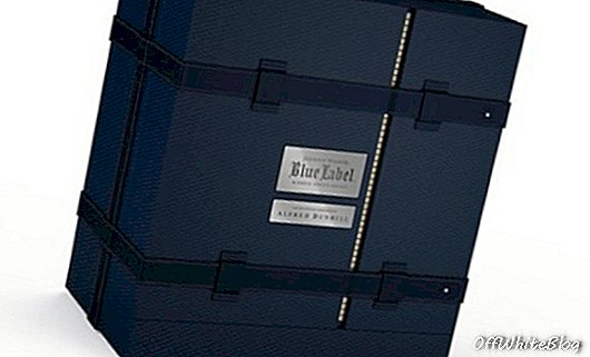 Alfred Dunhill Johnnie Walker Blue Trunk
