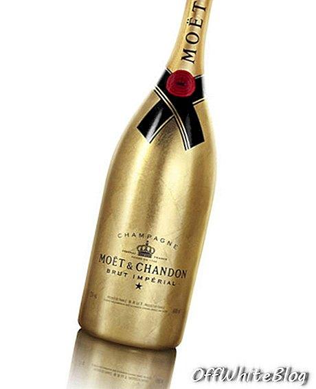 Moet & Chandon Golden Jeroboam