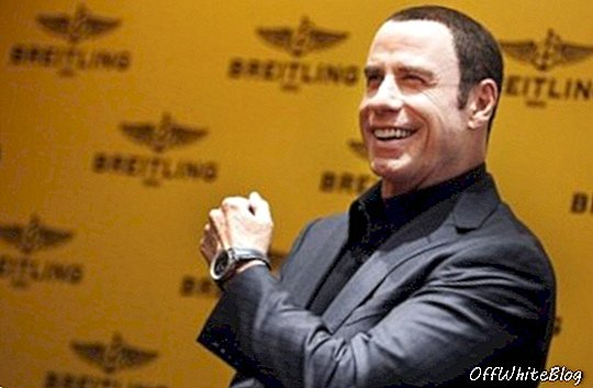 John Travolta Breilting