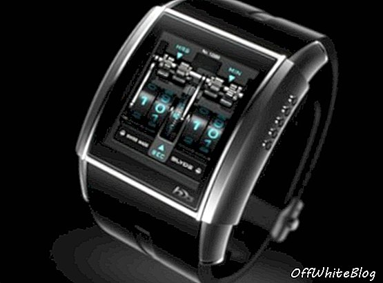 Jorg Hysek HD3 Slyde Watch