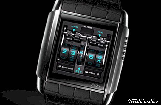 HD3 Slyde Touchscreen Watch