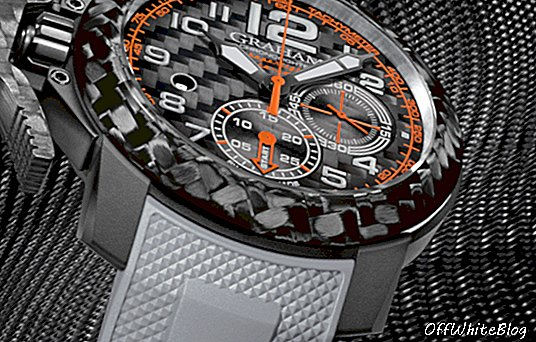 Focus: Graham Chronofighter Superlight Carbon